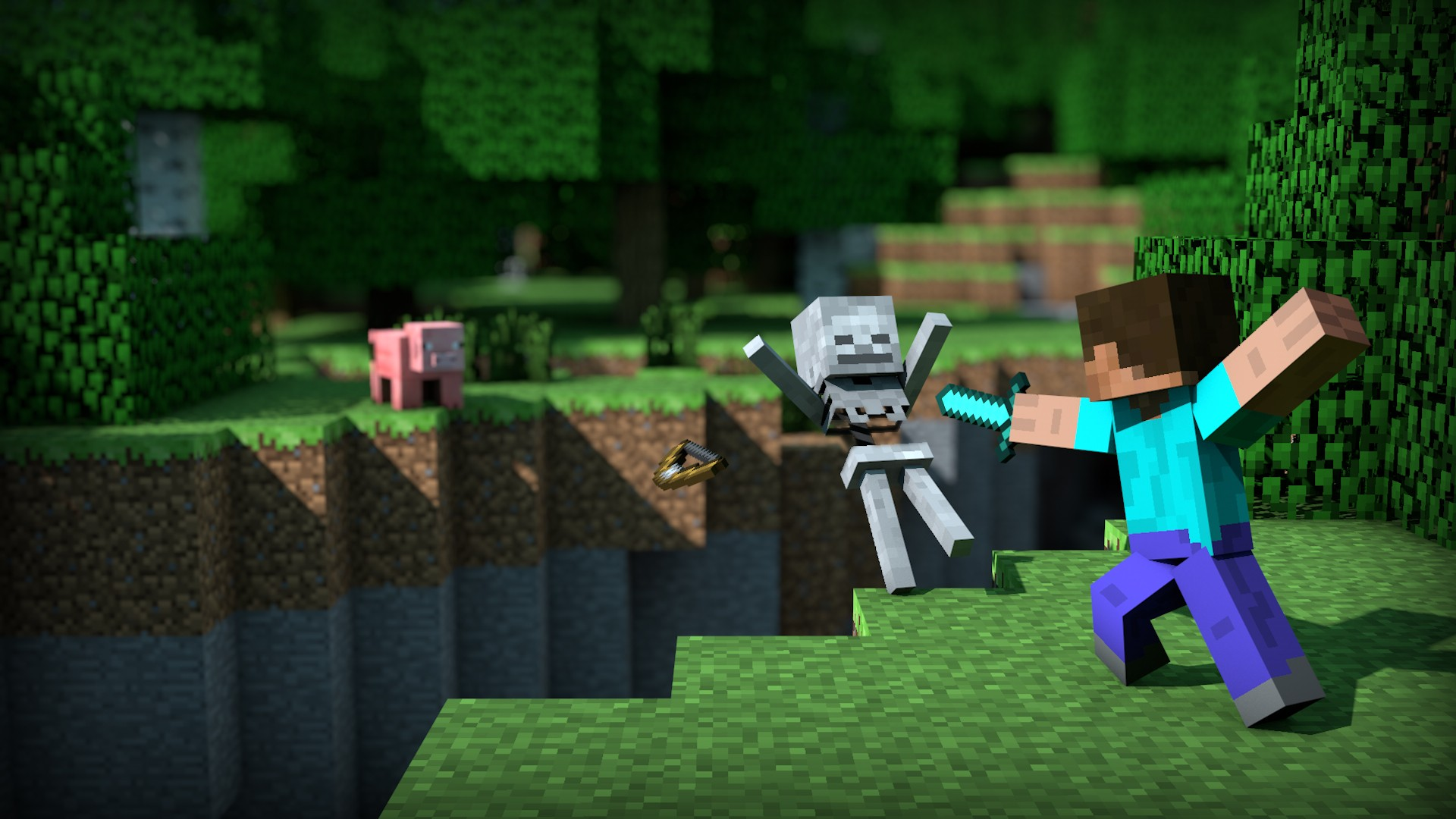 Minecraft - Passaggi Super Segreti