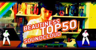 Beautiness on Soundcloud Electronic TOP 50 Chart
